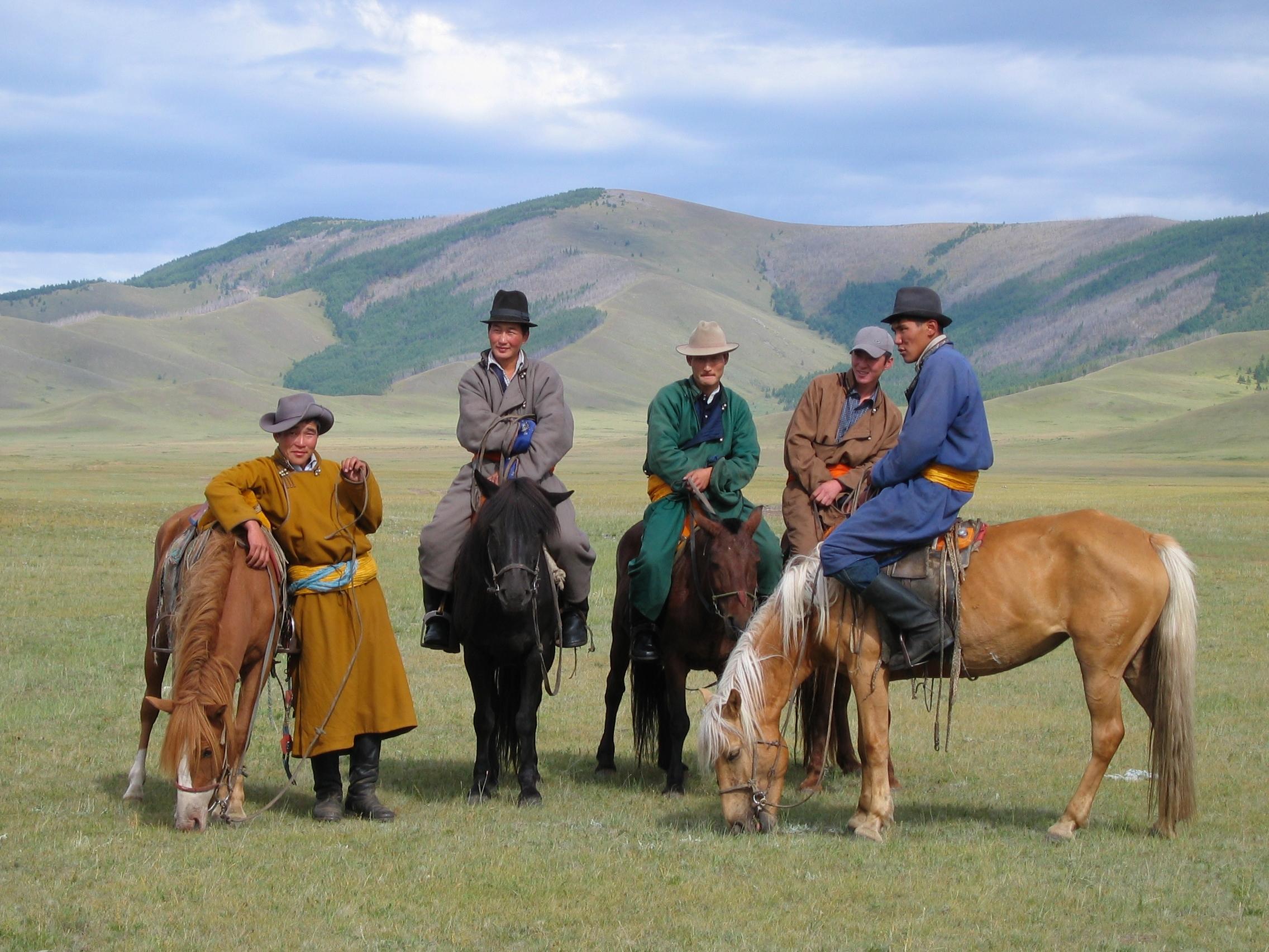 GENGHIS KHAN HORSEBACK RIDING TOUR